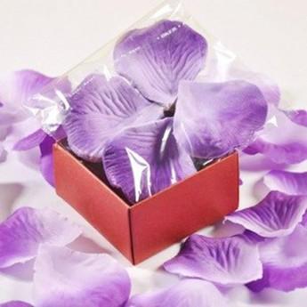 """Пелюстки троянд """"Лаванда"""" (100 шт)"""