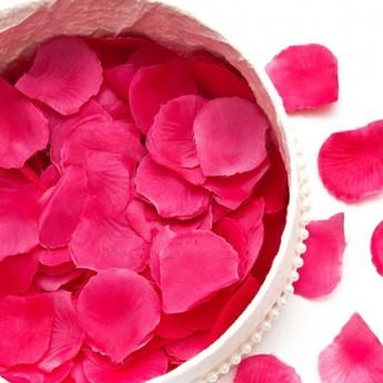 """Пелюстки троянд """"Малинові"""" (100 шт)"""
