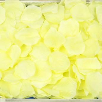 """Пелюстки троянд """"Ваніль"""" (100 шт)"""