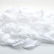 """Пелюстки троянд """"Білі"""" (100 шт)"""