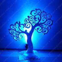 """Дерево з пінопласту """"Ажур-170"""""""