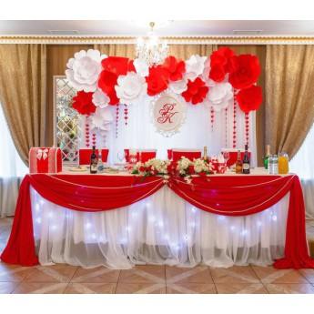 """Весільний декор """"Джульєта-Ред"""""""
