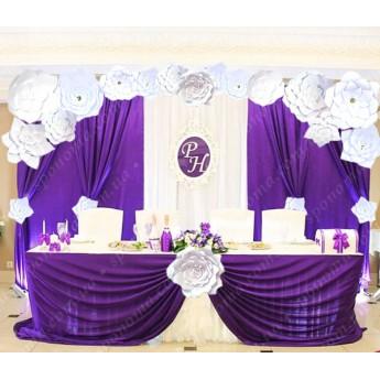 """Весільний декор """"Фіона-Фіолет"""""""