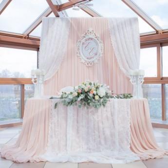 """Весільний декор """"Пудра"""""""