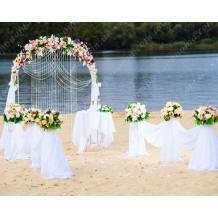 """Весільна церемонія """"Пляж"""""""