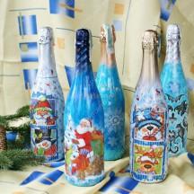 """Шампанське новорічне """"Снігові історії"""""""