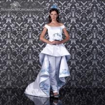 """Весільна сукня """"Flamenco-102"""""""