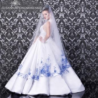 """Весільна сукня  """"Flamenco-105"""""""